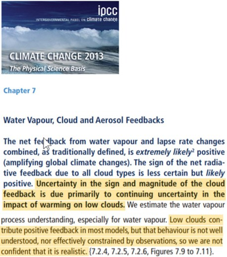 nasa we cant model clouds so climate models are 100 times less accurate than needed for projections 4 - NASA: We Can't Model Clouds, So Climate Models Are 100 Times Less Accurate Than Needed For Projections