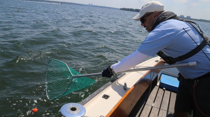 this group is teaching new sailors how to tackle plastic pollution - This group is teaching new sailors how to tackle plastic pollution