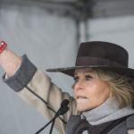 jane fonda gets arrested for climate protest plans to do it again - Jane Fonda gets arrested for climate protest, plans to do it again