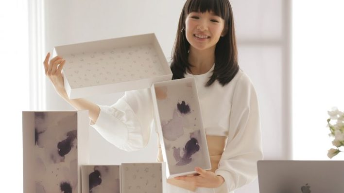 marie kondo made us get rid of everything now shes selling us crystals - Marie Kondo made us get rid of everything. Now she's selling us crystals.