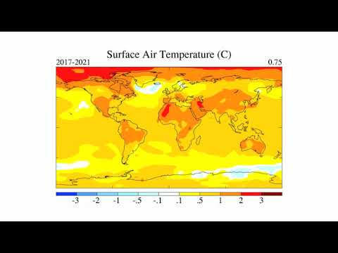 climate simulation of surface air temperature - Climate Simulation of Surface Air Temperature