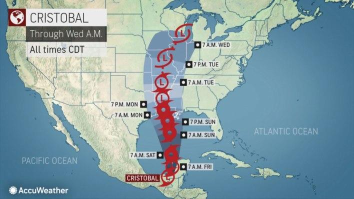 the atlantic hurricane season just started its already breaking records 1 - The Atlantic hurricane season just started. It's already breaking records.
