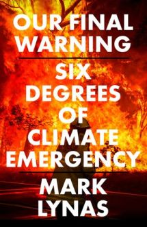 The cover for Six Degrees of Climate Emergency