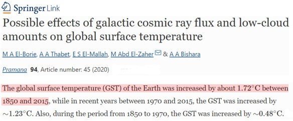 the ipcc claimed earth warmed 0 6c from 1861 2014 now its claimed earth warmed 1 72c from 1850 2015 2 - The IPCC Claimed Earth Warmed 0.6°C From 1861-2014. Now It's Claimed Earth Warmed 1.72°C From 1850-2015