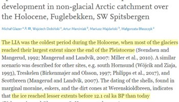 astrophysicist asserts the globe will cool 1c during 2020 2053 due to an oncoming grand solar minimum - Bucking The 'Warming': Mid May 'Ice Saints' In Europe Have Intensified Since 1996!