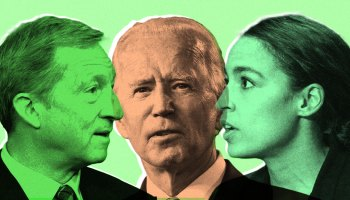 whos advising joe biden on climate his former rivals - The first words from the 'barrier-busting' nominees for Biden's climate team