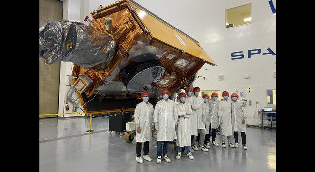 u s european sea level satellite gears up for launch - U.S.-European Sea Level Satellite Gears Up for Launch