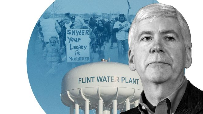 6 years after flint water crisis michigans ex governor to face charges - 6 years after Flint water crisis, Michigan's ex-governor to face charges