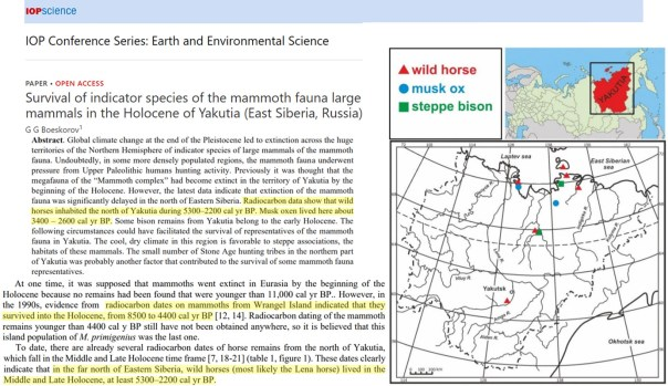 seals mammoths horses waterfowlall tell us claims of exceptional modern warmth are bull hockey 3 - Seals, Mammoths, Horses, Waterfowl…All Tell Us Claims Of Exceptional Modern Warmth Are Bull Hockey