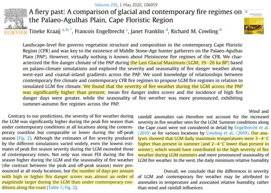 10 recent studies affirm it was regionally 2 6c warmer than today during the last glacial 3 - 10 Recent Studies Affirm It Was Regionally 2-6°C Warmer Than Today During The Last Glacial