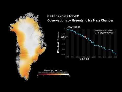 greenland ice mass loss 2002 2020 - Greenland Ice Mass Loss 2002-2020