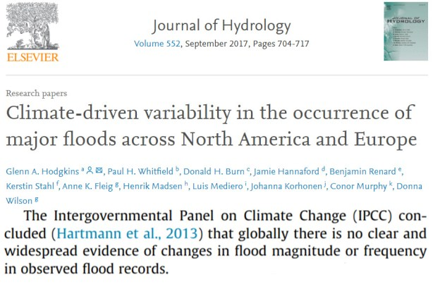 new study 100 year flood events are globally decreasing in frequency and probability since 1970 - New Study: 100-Year Flood Events Are Globally Decreasing In Frequency And Probability Since 1970