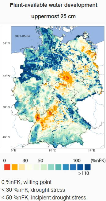 """while experts like to have us believe germany is still in drought real observations tell us another story 1 - While """"Experts"""" Like To Have Us Believe Germany Is Still In Drought – Real Observations Tell Us Another Story"""