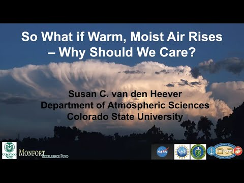 so what if warm moist air rises why should we care - So What if Warm, Moist Air Rises - Why Should We Care?