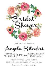 Bridal Shower Invite 4