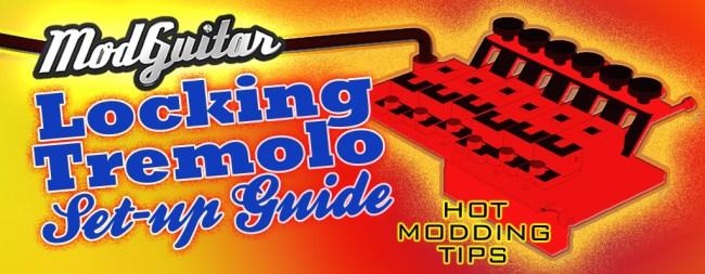 ModGuitar.com Locking Tremolo Set-Up Guide