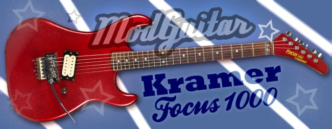 Kramer Focus 1000