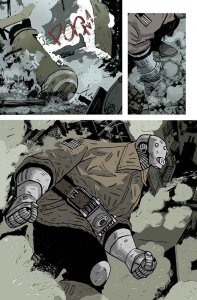 Sledgehammer 44-4 *Preview pages curtesy of www.comicbookresources.com