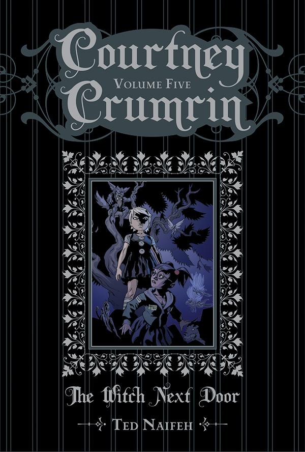 Courtney Crumrin vol 5
