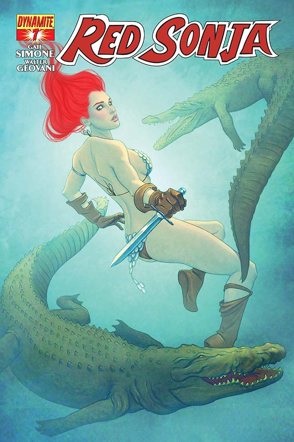 Red Sonja #7 Preview! A New Storyline - With Recipes! - RSv2-07-Cov-Frison