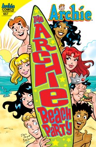 Archie Comics Coming In June! Baltazar & Franco Variant! Stephanie Buscema Variant!