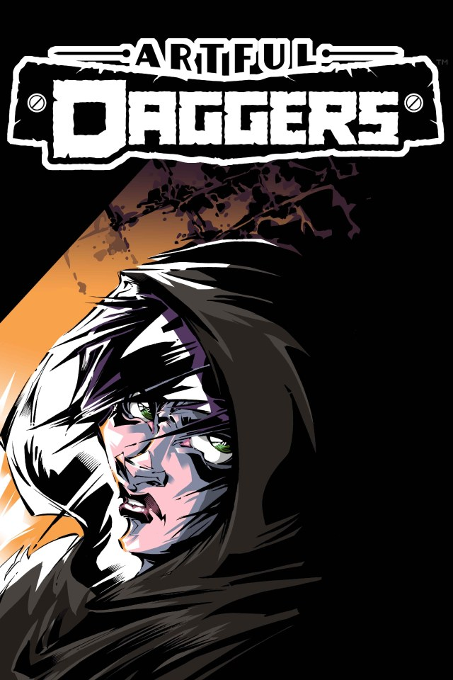 Preview Artful Daggers #10! New Storyline! On Sale Today!