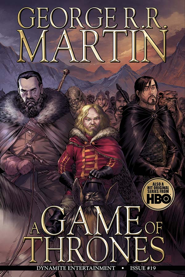 Preview/Review Game of Thrones #19 - All The Pieces Are In Place...
