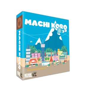 Machi Koro Comes To The States! This Summer!