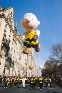 Looking For MoCCa Fest This Year? Look Up In The Sky! It's Charlie Brown?