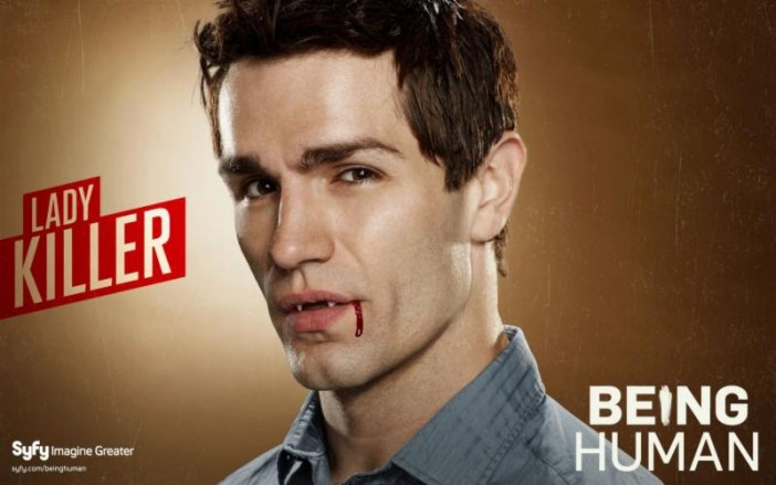 Being Human's Sam Witwer At Boston Comic Con!