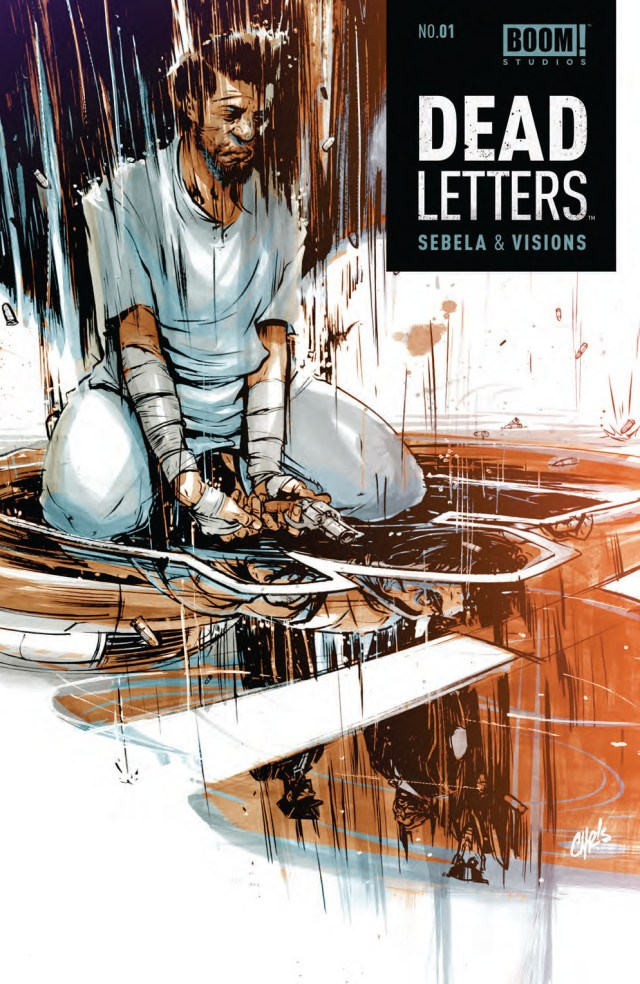 Preview/Review Dead Letters #1 - Gritty Art, Solid Writing - 5 out of 5!
