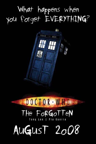 DoctorWhoForgotten