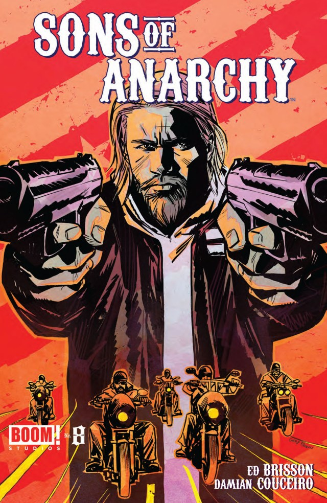 Preview Sons of Anarchy #8! On the Stands Today!
