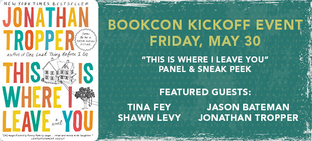 BookCon Adds Friday Night Kickoff Event!