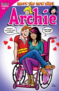 Archie Comics Welcomes New Character, Harper, to Riverdale
