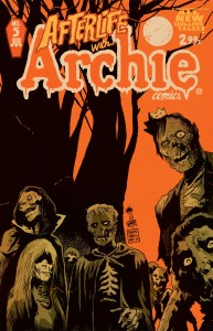 Preview: Afterlife With Archie #5!