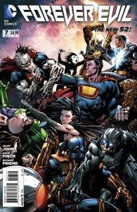 Threat Level: WEDNESDAY! - Forever Evil Concludes! (Finally), & Original Sin reaches deep into the C- List!
