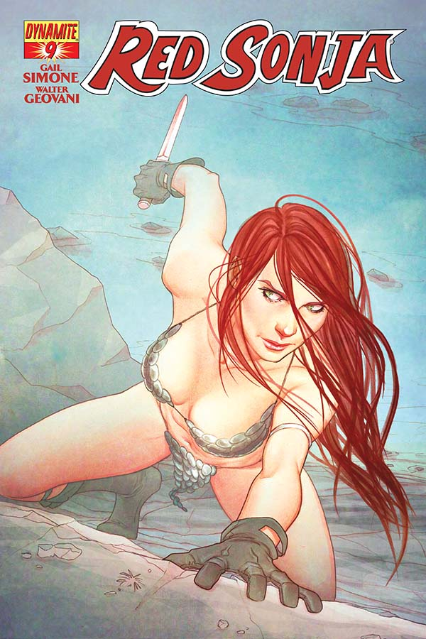 Red Sonja #9: The Quest Continues!