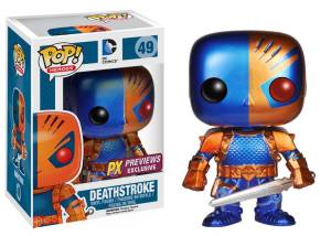 Deathstroke Gets POP!'ed Get Your Pre-Orders In!