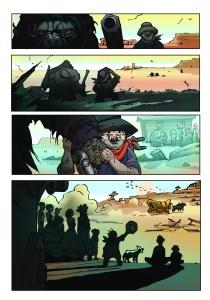 Six-Gun Gorilla Page11