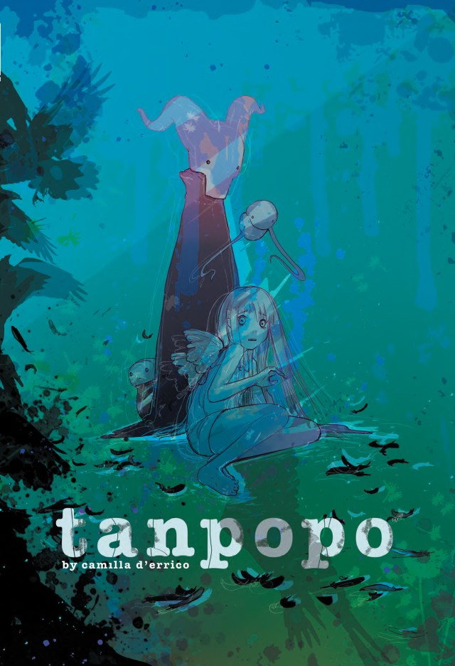 Tanpopo Volumes 1 & 2 - The Only Limits Are The Imagination!