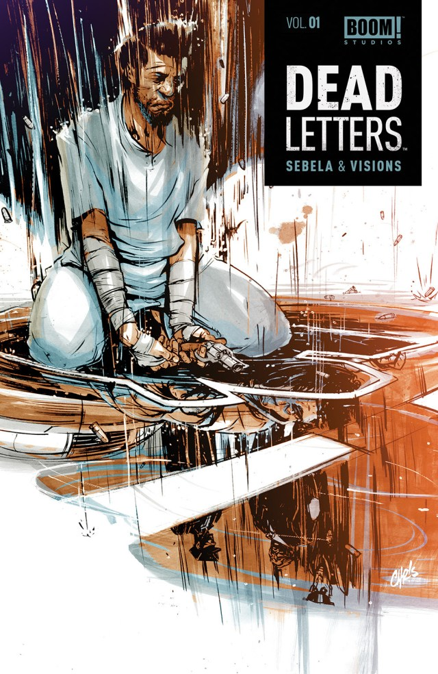 Dead Letters Trade Coming this August!