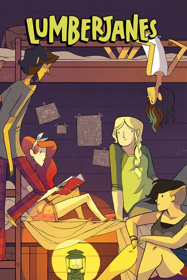 Lumberjanes Becomes an Ongoing Series! Woo Hoo!