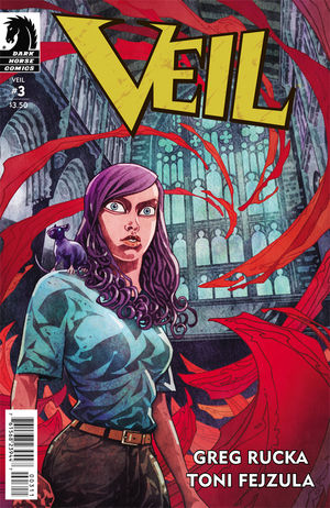 Review Veil #3 - Still An Enigma, But Rucka Makes It Worth the Wait!