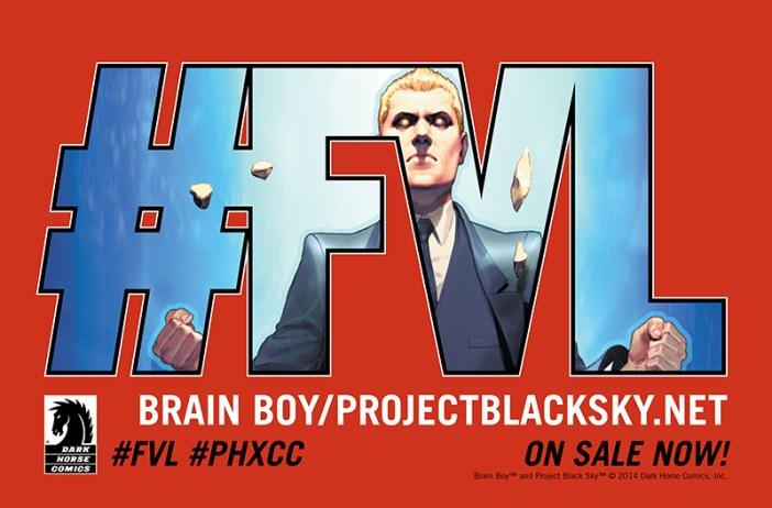 #FLV from Dark Horse - ProjectBlackSky.net