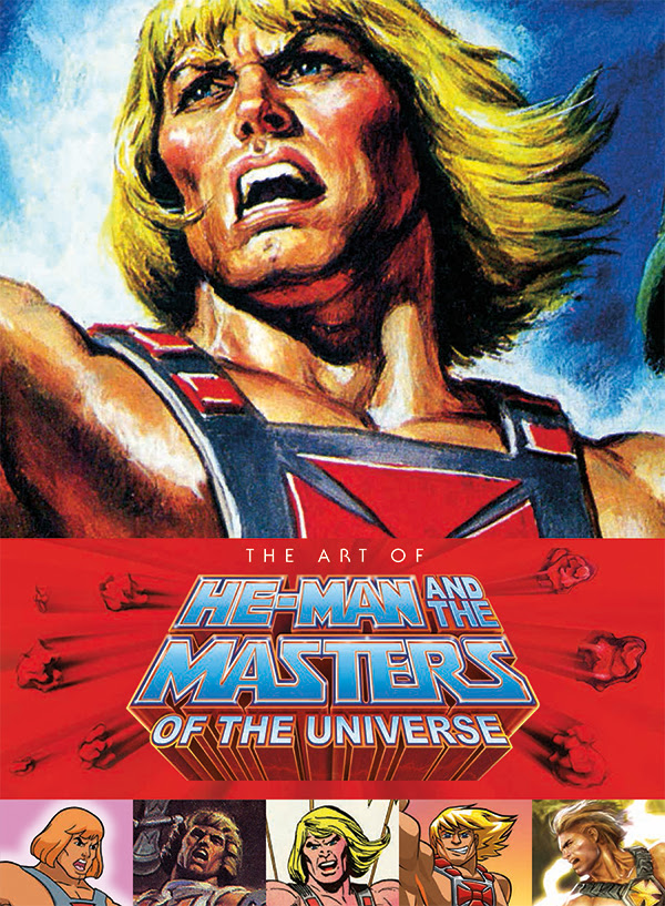 Dark Horse Celebrates The Art of He-Man and the Masters of the Universe!