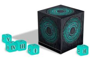 The Pandorica Opens and it's YAHTZEE!