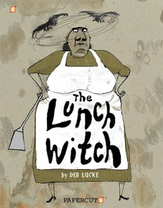 The Lunch Witch Returns! Papercutz Announces Three New Volumes!