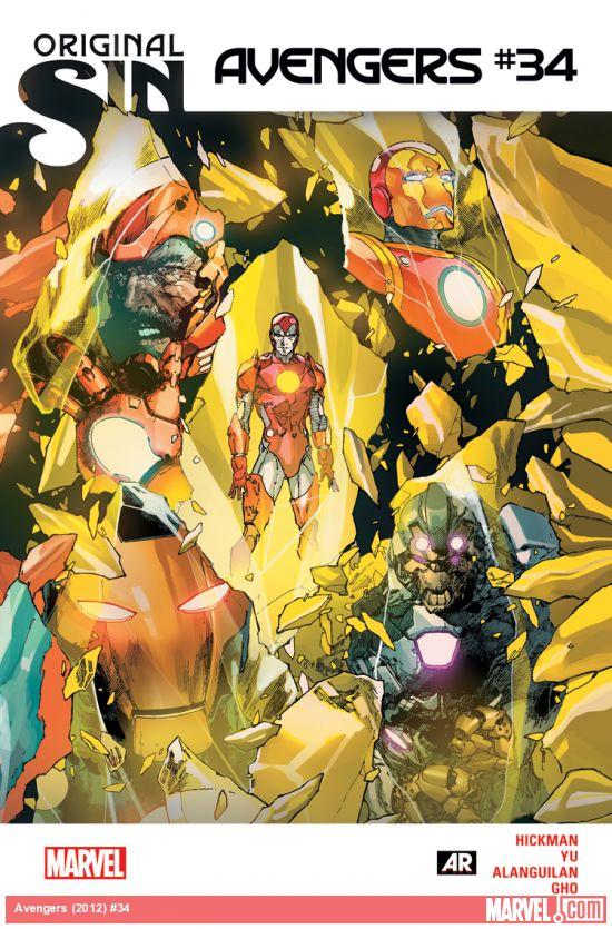 Threat Level: WEDNESDAY!!! The Last Avenger! The Last Hex! The Last Genius!