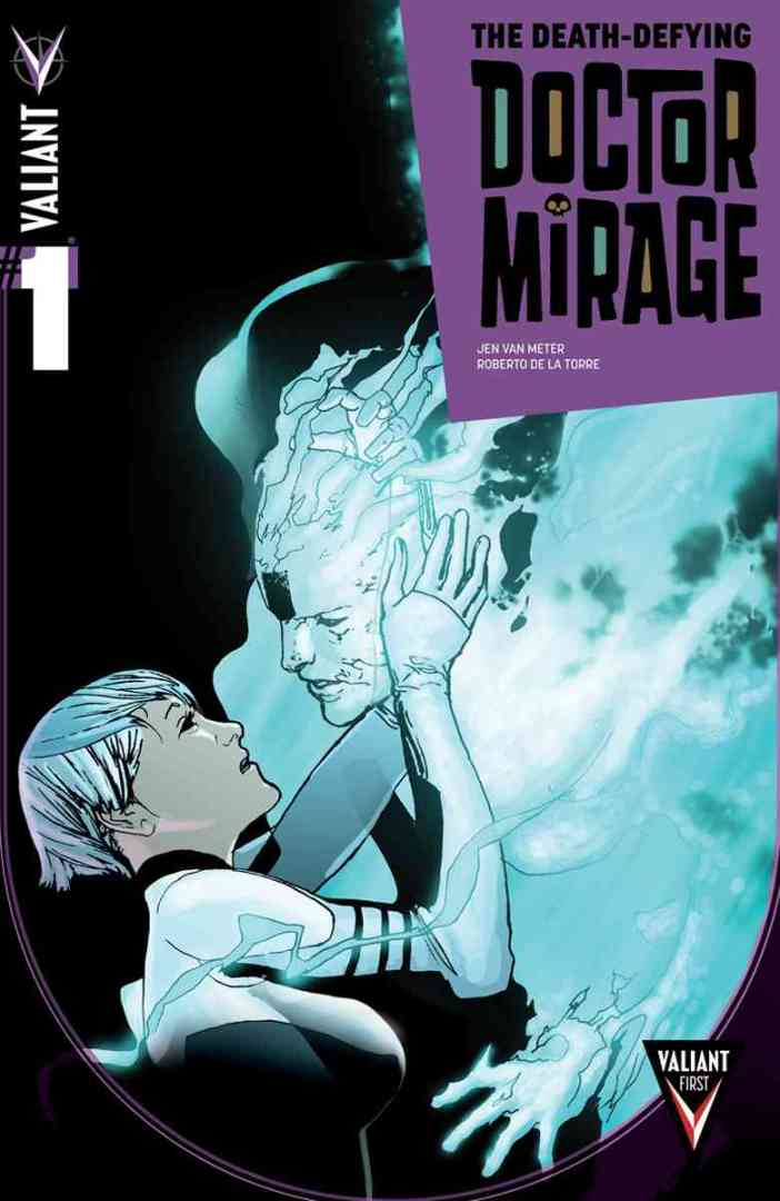 The Death-Defying Doctor Mirage - Creepy Good Reading